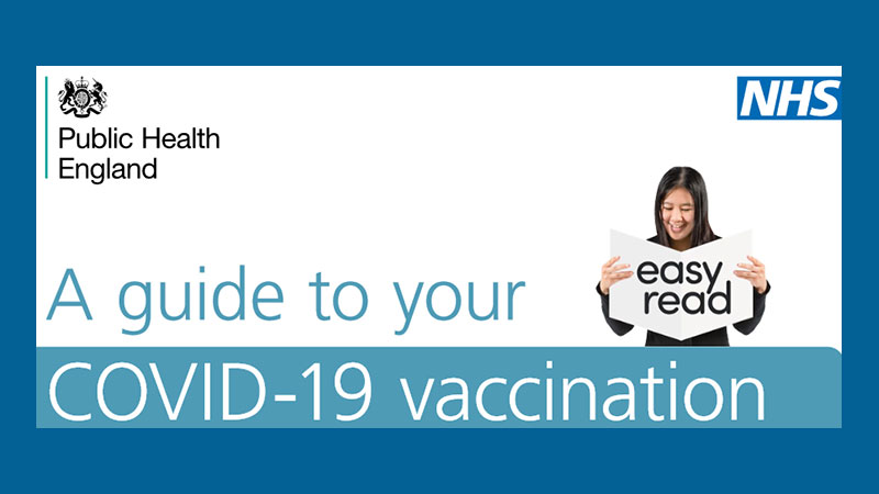 Government COVID‑19 Publications – Guidance Vaccination Leaflets