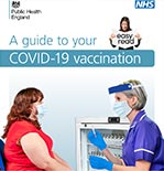 Leaflet. A guide to your COVID-19 vaccination